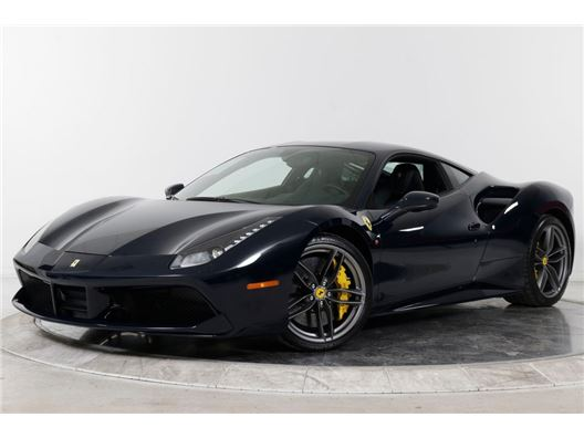 2018 Ferrari 488 GTB for sale in Fort Lauderdale, Florida 33308