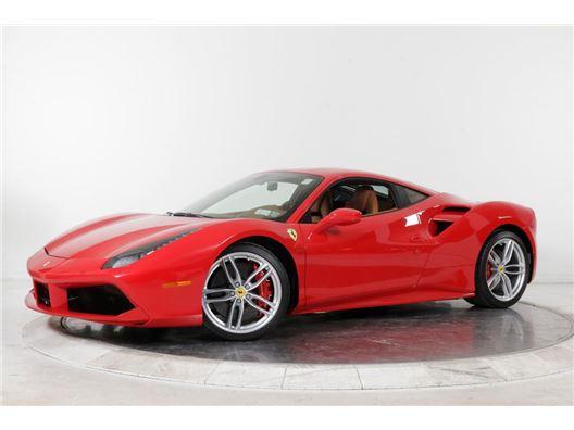 2018 Ferrari 488 GTB for sale in Fort Lauderdale, Florida 33308