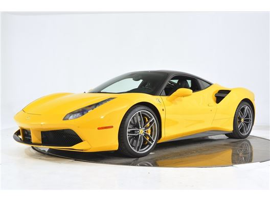 2017 Ferrari 488 GTB for sale in Fort Lauderdale, Florida 33308