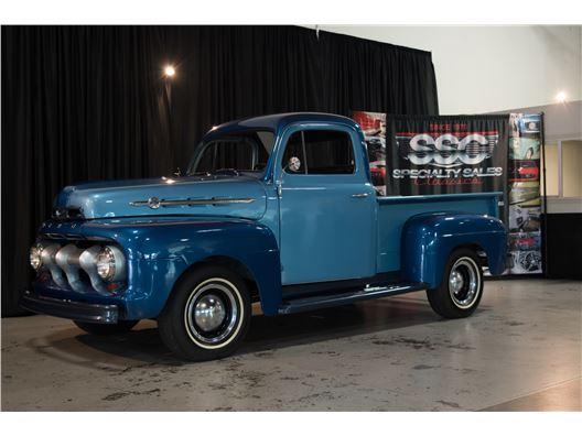 1952 Ford F1 for sale in Benicia, California 94510