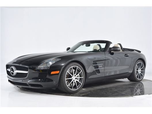 2012 Mercedes-Benz Sls Amg Roadster for sale in Fort Lauderdale, Florida 33308