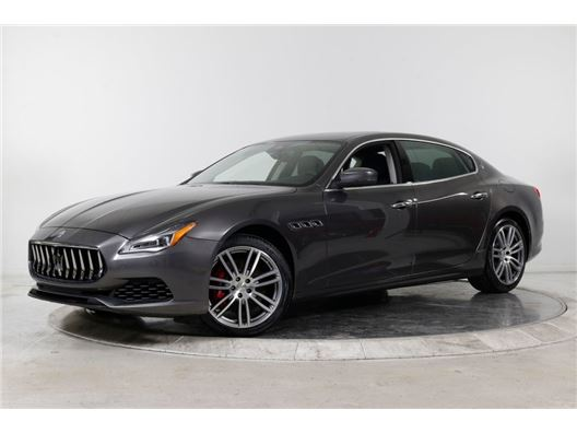 2018 Maserati Quattroporte S Q4 for sale in Fort Lauderdale, Florida 33308