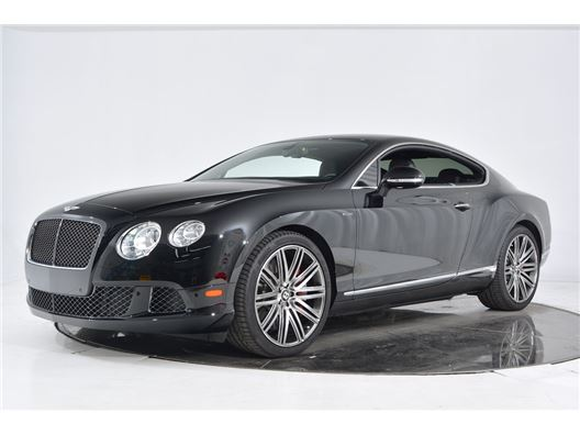 2014 Bentley Continental GT Speed for sale in Fort Lauderdale, Florida 33308