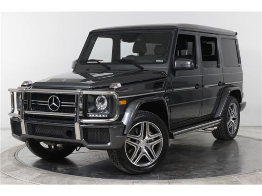 2018 Mercedes-Benz G63 Amg for sale in Fort Lauderdale, Florida 33308