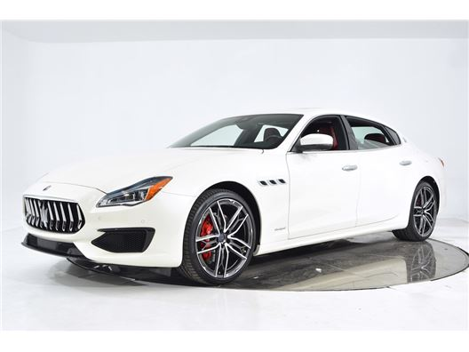 2019 Maserati Quattroporte S Q4 Gransport for sale in Fort Lauderdale, Florida 33308