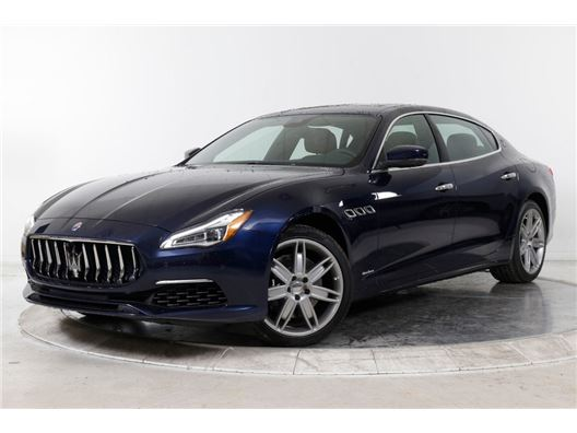 2018 Maserati Quattroporte S Q4 GranLusso for sale in Fort Lauderdale, Florida 33308
