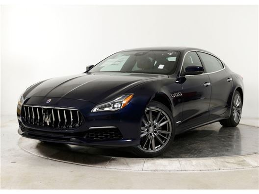 2019 Maserati Quattroporte S Q4 GranLusso for sale in Fort Lauderdale, Florida 33308