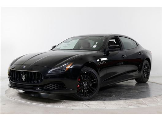 2019 Maserati Quattroporte S Q4 for sale in Fort Lauderdale, Florida 33308