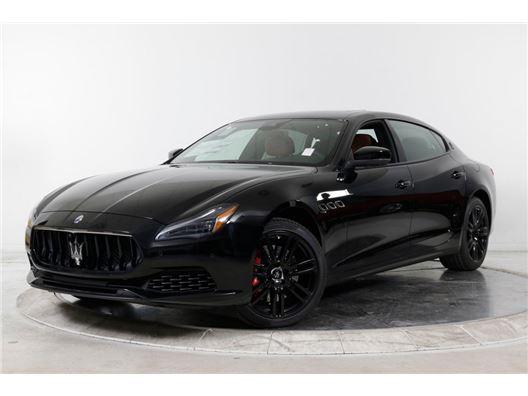2019 Maserati Quattroporte S Q4 for sale in Fort Lauderdale, Florida 33308