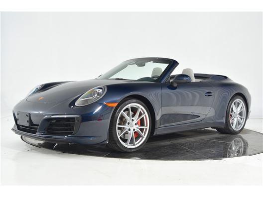 2017 Porsche 911 Carrera S Cabriolet for sale in Fort Lauderdale, Florida 33308