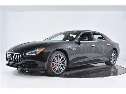 2019 Maserati Quattroporte S for sale in Fort Lauderdale, Florida 33308