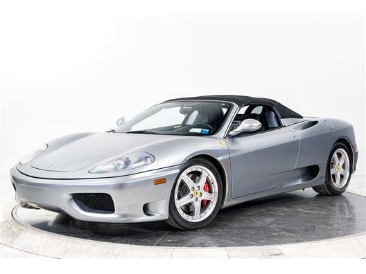 2003 Ferrari 360 Spider 6X for sale in Fort Lauderdale, Florida 33308