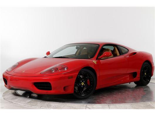 2003 Ferrari 360 Modena F1 for sale in Fort Lauderdale, Florida 33308