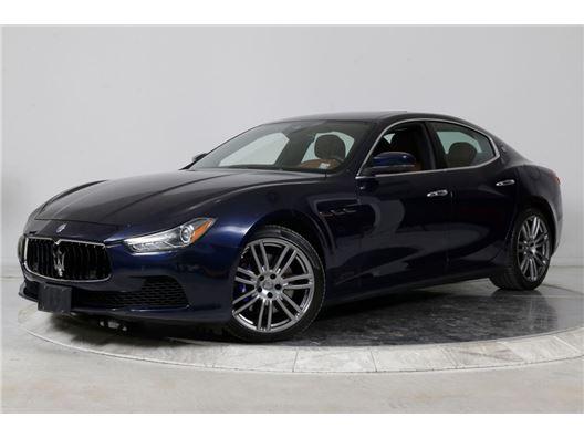 2019 Maserati Ghibli S Q4 Granlusso for sale in Fort Lauderdale, Florida 33308