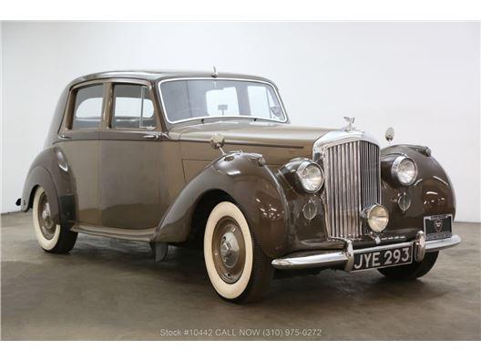 1948 Bentley MK VI for sale in Los Angeles, California 90063