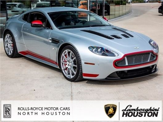 2015 Aston Martin V12 Vantage for sale in Houston, Texas 77090
