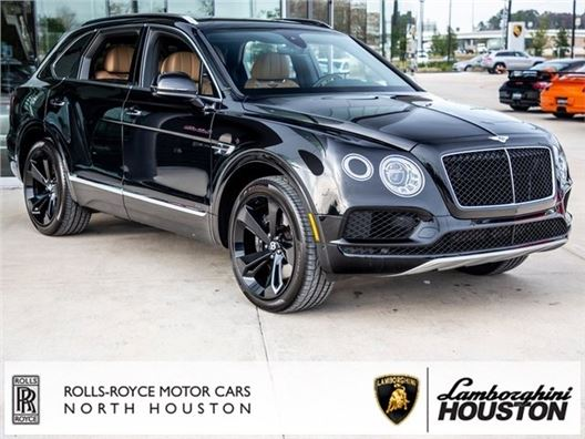 2017 Bentley Bentayga for sale in Houston, Texas 77090
