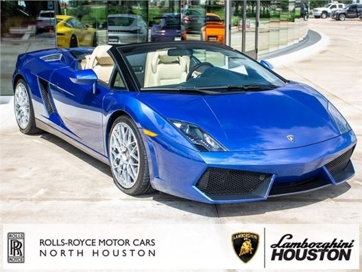 2012 Lamborghini LP550-2 for sale in Houston, Texas 77090