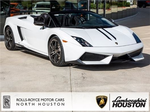 2013 Lamborghini LP570-4 for sale in Houston, Texas 77090