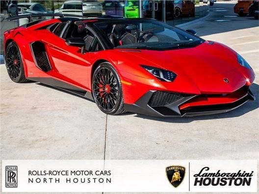 2017 Lamborghini LP750-4 for sale in Houston, Texas 77090