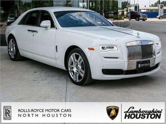 2017 Rolls-Royce Ghost for sale in Houston, Texas 77090