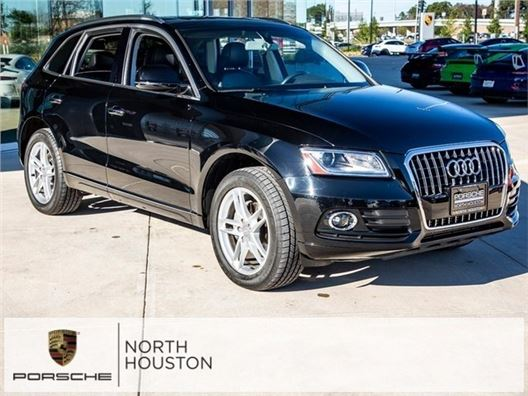 2016 Audi Q5 for sale in Houston, Texas 77090