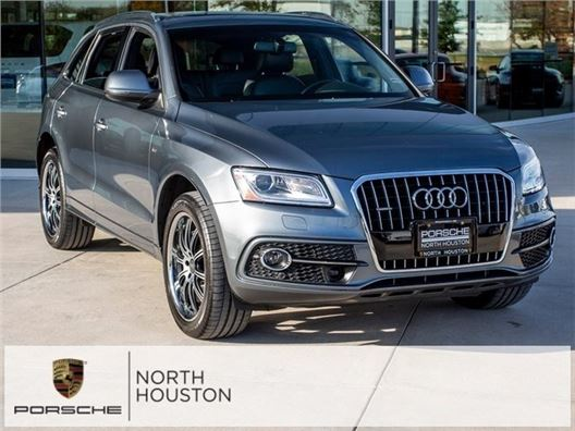 2013 Audi Q5 for sale in Houston, Texas 77090