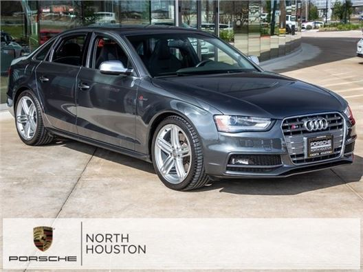 2016 Audi S4 for sale in Houston, Texas 77090