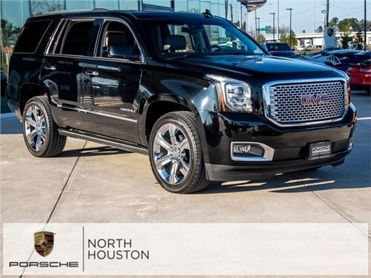 2017 GMC Yukon for sale in Houston, Texas 77090