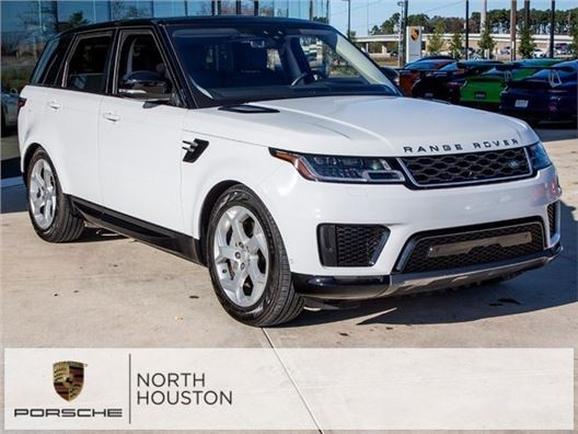 2018 Land Rover Range Rover Sport for sale in Houston, Texas 77090