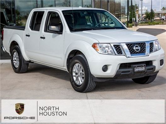 2016 Nissan Frontier for sale in Houston, Texas 77090