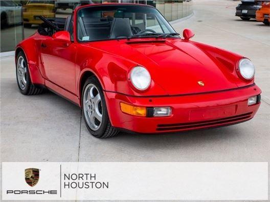 1992 Porsche 911 for sale on GoCars.org
