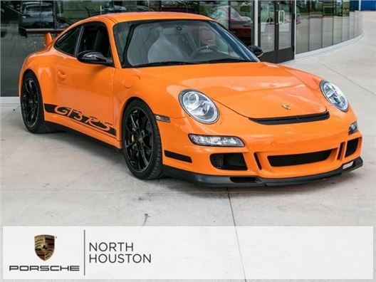 2007 Porsche 911 for sale in Houston, Texas 77090