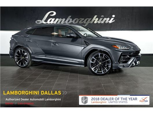 2019 Lamborghini Urus for sale in Richardson, Texas 75080