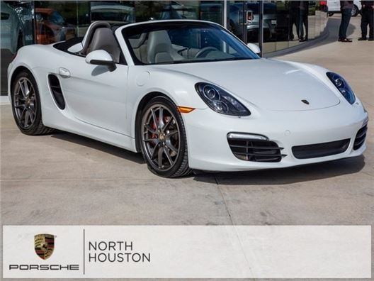 2013 Porsche Boxster for sale in Houston, Texas 77090