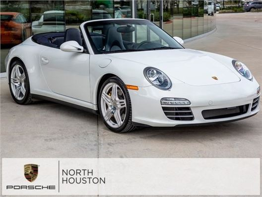 2011 Porsche 911 for sale in Houston, Texas 77090