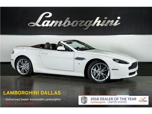 2010 Aston Martin Vantage for sale in Richardson, Texas 75080