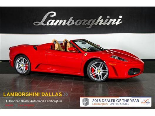 2008 Ferrari F430 for sale in Richardson, Texas 75080