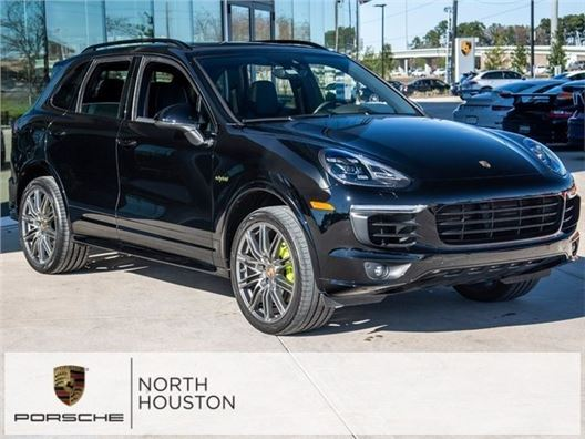 2018 Porsche Cayenne for sale in Houston, Texas 77090