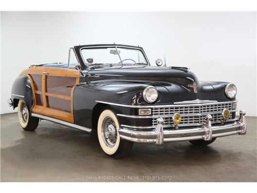1948 Chrysler Town and Country Woody for sale in Los Angeles, California 90063