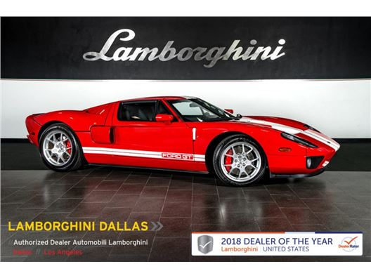 2006 Ford GT for sale in Richardson, Texas 75080