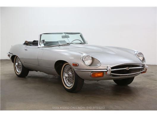 1970 Jaguar E-type for sale in Los Angeles, California 90063