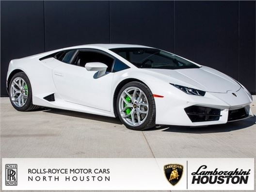 2019 Lamborghini Huracan for sale in Houston, Texas 77090