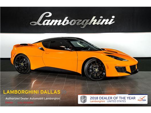 2017 Lotus Evora for sale in Richardson, Texas 75080