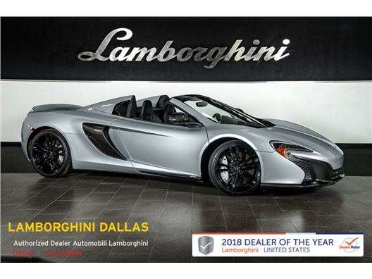 2016 McLaren 650S for sale in Richardson, Texas 75080