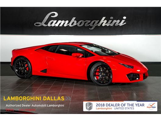 2019 Lamborghini Huracan LP580-2 for sale in Richardson, Texas 75080