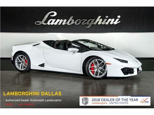 2019 Lamborghini Huracan LP580-2 for sale on GoCars.org