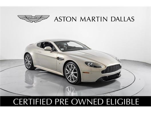 2012 Aston Martin V8 Vantage S for sale in Dallas, Texas 75209