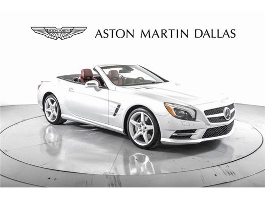 2015 Mercedes-Benz SL-Class for sale in Dallas, Texas 75209