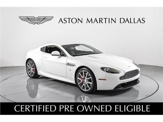 2014 Aston Martin V8 Vantage for sale in Dallas, Texas 75209